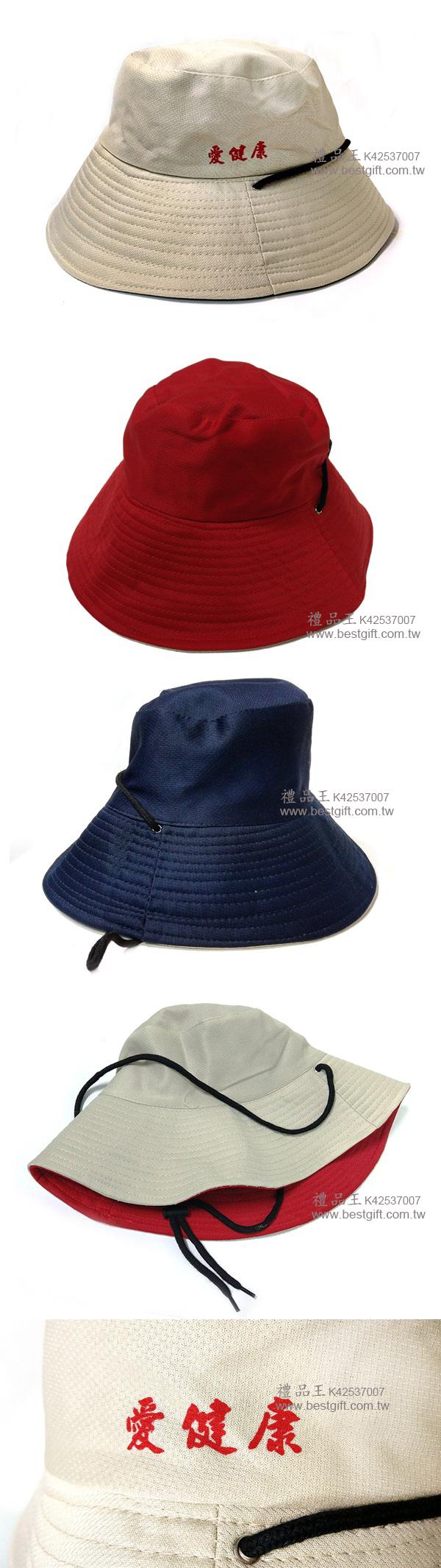棉雙面帶大眉休閒帽      商品貨號: K42537007